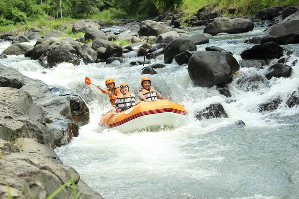 Lombok Rafting Rafting Di Lombok Arung Jeram Di Lombok