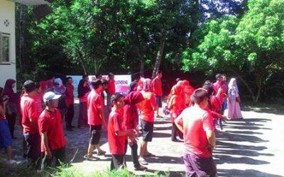 Outbound Puskesmas Dasan Lekong Lombok Timur