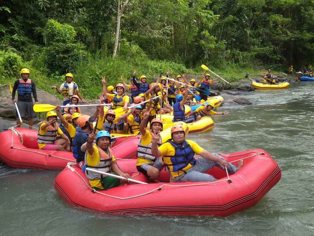 Astra Motor Honda Outbound Dan Rafting Di Lombok Provider